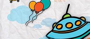 Crazyfingers - Aeroplanes and kites