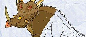 Crazyfingers - Dinosaurs