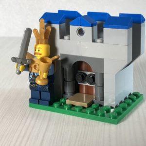 365 cose da fare con i mattoncini Lego: Re nel Castello