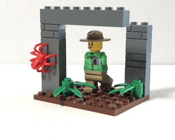 365 cose da fare con i mattoncini Lego: illusione ottica svelata