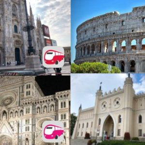 App Bus Milano, Bus Roma, Bus Firenze, Bus Lublin per iPhone e Android