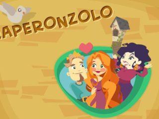 Raperonzolo: la fiaba di Rapunzel in una app