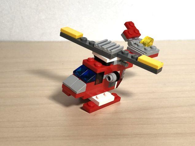 Lego creators 6911 elicottero antincendio