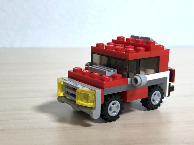 Lego creators 6911 fuoristrada